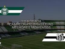 Coritiba - Santos