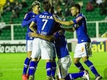 Figueirense 1:2 Cruzeiro