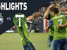 Seattle Sounders 3:1 Portland Timbers
