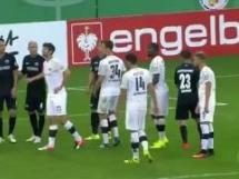 Paderborn 1:2 SV Sandhausen