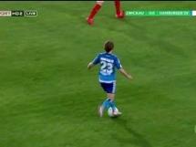 Zwickau 0:1 Hamburger SV