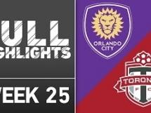 Orlando City 1:2 Toronto FC