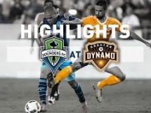 Houston Dynamo 1:1 Seattle Sounders
