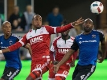 San Jose Earthquakes 0:0 New England Revolution