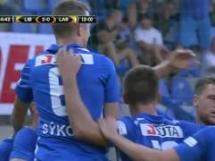 Slovan Liberec 3:0 AEK Larnaka