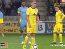 BATE Borysów 2:2 FK Astana