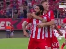 Olympiakos Pireus 0:1 Arouca