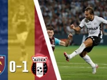 West Ham United 0:1 Astra Giurgiu