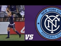 Orlando City 2:1 New York City FC