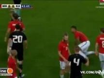 Norwegia 0:1 Białoruś