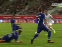Dania 5:0 Liechtenstein