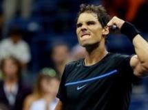 Rafael Nadal 2:0 Andreas Seppi