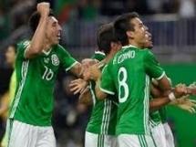 Meksyk 0:0 Honduras