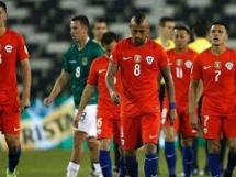 Chile 0:0 Boliwia
