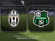 Juventus Turyn 3:1 Sassuolo
