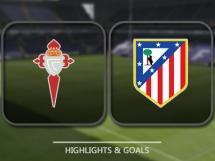 Celta Vigo 0:4 Atletico Madryt
