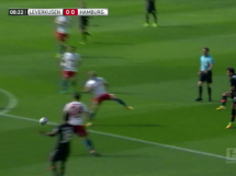 Bayer Leverkusen 3:1 Hamburger SV