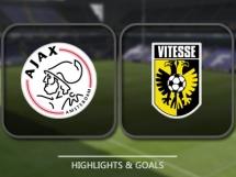 Ajax Amsterdam 1:0 Vitesse
