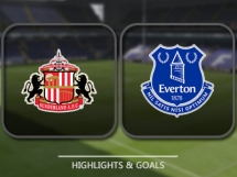 Sunderland 0:3 Everton
