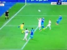 Gol Milika przeciwko Dynamo Kijów