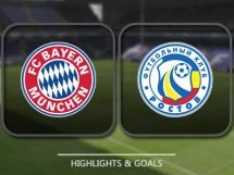 Bayern Monachium 5:0 FK Rostov