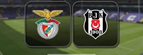 Benfica Lizbona 1:1 Besiktas Stambuł