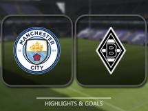 Manchester City 4:0 Borussia Monchengladbach