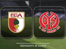 Augsburg 1:3 FSV Mainz 05