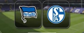 Hertha Berlin - Schalke 04 2:0