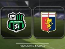 Sassuolo 2:0 Genoa