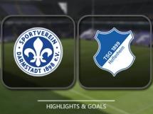 SV Darmstadt 1:1 Hoffenheim