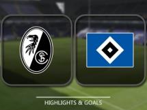 Freiburg 1:0 Hamburger SV