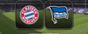Bayern Monachium - Hertha Berlin 3:0