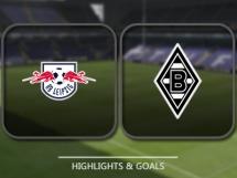 RB Lipsk 1:1 Borussia Monchengladbach