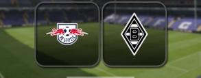 RB Lipsk - Borussia Monchengladbach 1:1