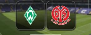 Werder Brema 1:2 FSV Mainz 05