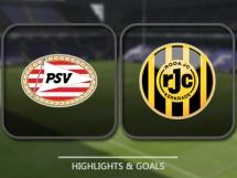 PSV Eindhoven 4:0 Roda