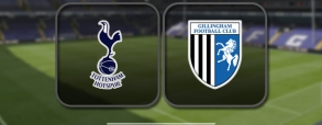 Tottenham Hotspur 5:0 Gillingham FC