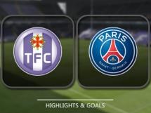 Toulouse 2:0 PSG