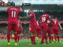 Liverpool 5:1 Hull City