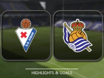 SD Eibar 2:0 Real Sociedad