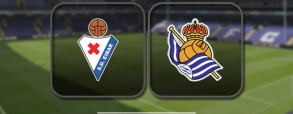SD Eibar - Real Sociedad 2:0