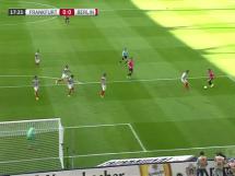 Eintracht Frankfurt 3:3 Hertha Berlin