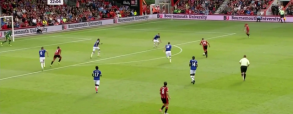 AFC Bournemouth 1:0 Everton