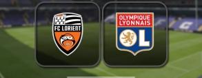 Lorient 1:0 Olympique Lyon