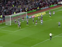 Aston Villa 1:1 Newcastle United