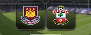 West Ham United 0:3 Southampton