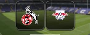 FC Koln 1:1 RB Lipsk