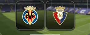Villarreal CF 3:1 Osasuna