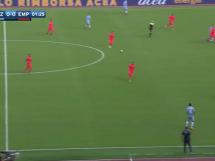 Lazio Rzym 2:0 Empoli